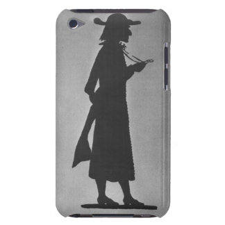 Franz Liszt (1811-86) as abbot (b/w photo) Case-Mate iPod Touch Case