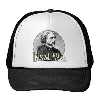 Franz Liszt Trucker Hats