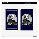 Franz Liszt Kindle Fire Decal