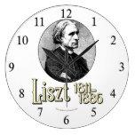 Franz Liszt Wall Clock