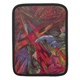 Franz Marc - Animal Fates Sleeves For iPads