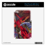 Franz Marc - Animal Fates iPod Touch 4G Skins