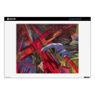 """Franz Marc - Animal Fates Decal For 14"""" Laptop"""
