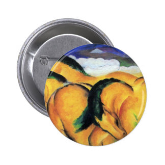 Franz Marc Art Button
