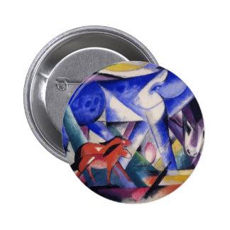 Franz Marc Art Button