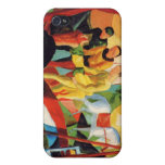 Franz Marc Art iPhone 4 Covers
