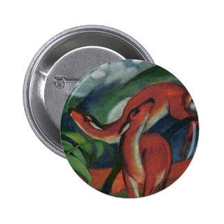 Franz Marc Art Pin