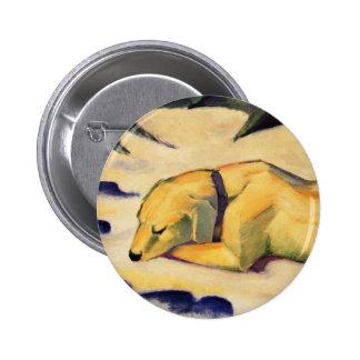 Franz Marc Art Pinback Buttons