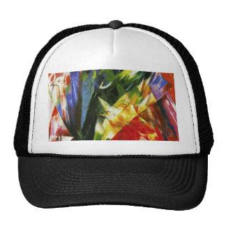 Franz Marc Birds Hat