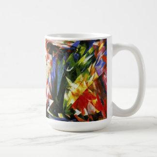 Franz Marc Birds Mug