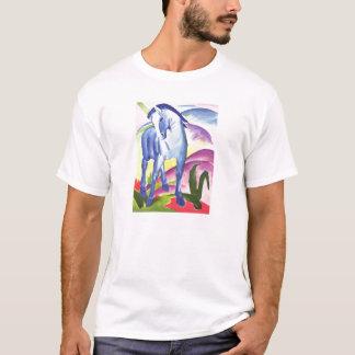Franz Marc - Blue Horse I 1911 Equine Equestrian T-Shirt