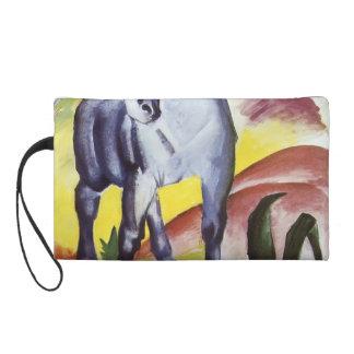 Franz Marc- Blue Horse I Wristlet