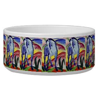 Franz Marc Blue Horse Vintage Fine Art Painting Bowl