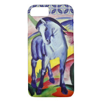 Franz Marc Blue Horse Vintage Fine Art Painting iPhone 7 Case