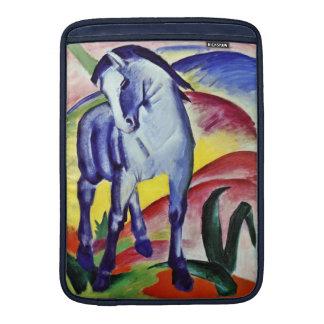 Franz Marc Blue Horse Vintage Fine Art Painting MacBook Air Sleeves