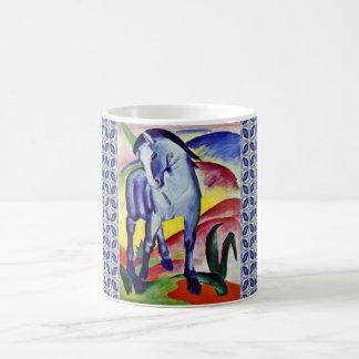 Franz Marc Blue Horse Vintage Fine Art Painting Magic Mug