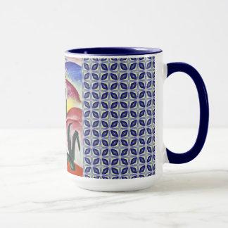 Franz Marc Blue Horse Vintage Fine Art Painting Mug