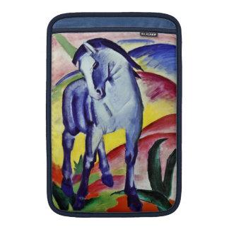 Franz Marc Blue Horse Vintage Fine Art Painting Sleeve For MacBook Air