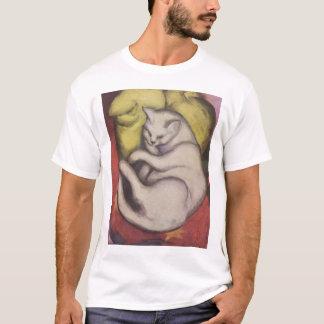 Franz Marc - Cat on a Yellow Cushion T-Shirt
