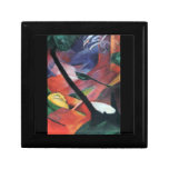 Franz Marc - Deer in the forest II Gift Boxes