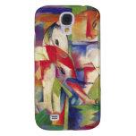 Franz Marc - Elephant, Horse, Cattle, Winter Samsung Galaxy S4 Case