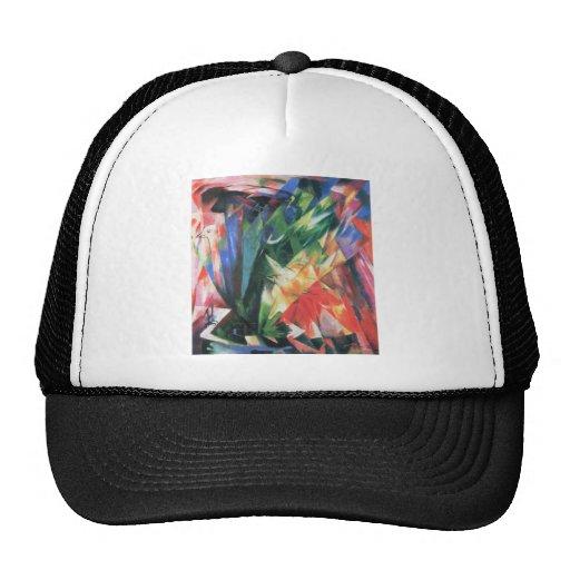 Franz Marc - Fowl Mesh Hat
