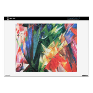 """Franz Marc - Fowl Decal For 14"""" Laptop"""