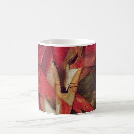 Franz Marc - Foxes Coffee Mug