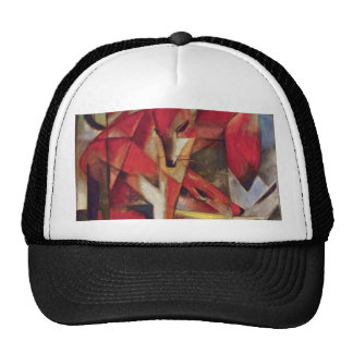 Franz Marc - Foxes Trucker Hat