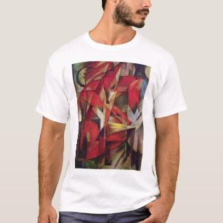 Franz Marc - Foxes T-Shirt