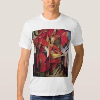 Franz Marc - Foxes Tee Shirt