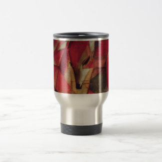 Franz Marc - Foxes Travel Mug