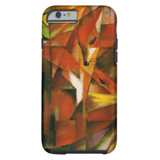 Franz Marc - German Expressionist Art - The Foxes Tough iPhone 6 Case