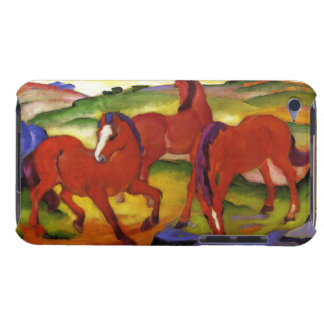 Franz Marc Grazing Horses iPod Touch Case
