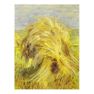 Franz Marc- Sheaf of Grain Postcard