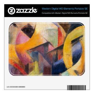 Franz Marc - Small composition I WD Elements SE Skin