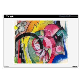 """Franz Marc - Small composition II Skin For 14"""" Laptop"""