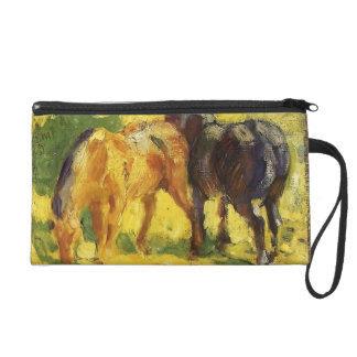 Franz Marc- Small Horse Picture Wristlets