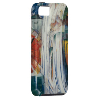 Franz Marc - The Bewitched Mill iPhone 5 Cases