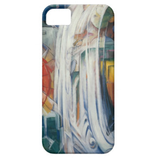 Franz Marc - The Bewitched Mill iPhone 5 Covers