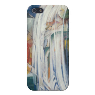 Franz Marc - The Bewitched Mill iPhone 5/5S Case