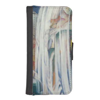 Franz Marc - The Bewitched Mill iPhone 5 Wallet