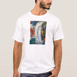 Franz Marc - The Bewitched Mill T-Shirt