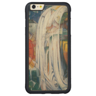 Franz Marc - The Bewitched Mill Carved® Maple iPhone 6 Plus Bumper Case