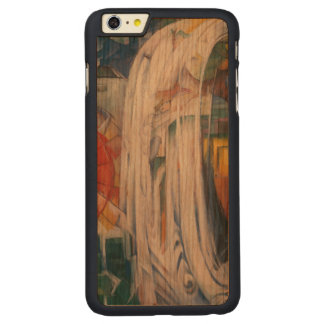 Franz Marc - The Bewitched Mill Carved® Cherry iPhone 6 Plus Slim Case