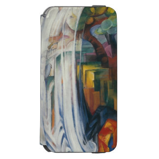 Franz Marc - The Bewitched Mill Incipio Watson™ iPhone 6 Wallet Case
