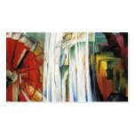 Franz Marc- The Enchanted Mill Business Cards