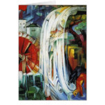 Franz Marc- The Enchanted Mill Cards