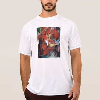 Franz Marc - The Foxes, 1913 T-Shirt