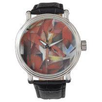 Franz Marc - The Foxes, 1913 Wristwatch